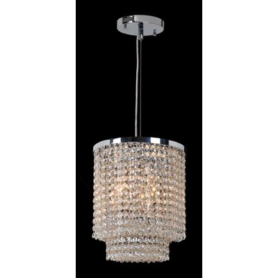 Prism 3 Light Chandelier