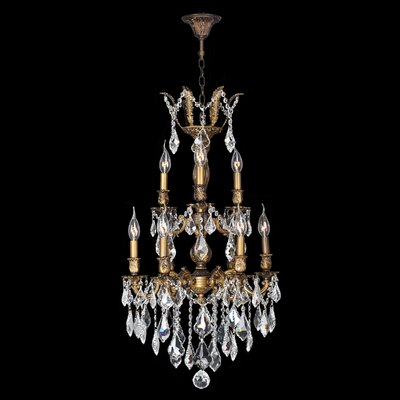 Versailles 20 Light Crystal Chandelier