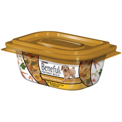 Beneful Prepared Meals Roasted Chicken Wet Dog Food (10-oz, case of 8)