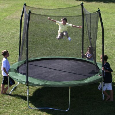 Skywalker Trampolines 10' Round Trampoline with Safety Enclosure