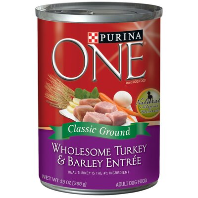 Wholesome Turkey / Barley Wet Dog Food (13-oz, case of 12)