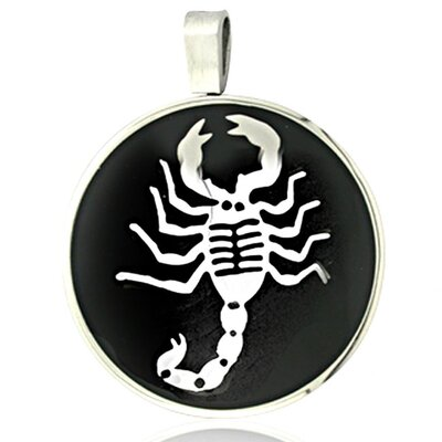Trendbox Jewelry Scorpion Pendant