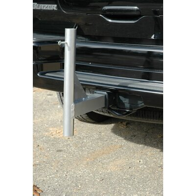 JTD Enterprises 3&quot; Flagpole Hitch Mount