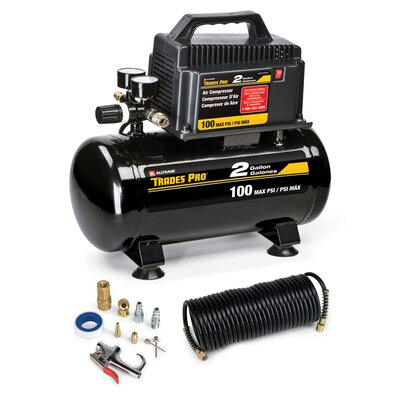 Trades-Pro 2 Gallon Air Compressor