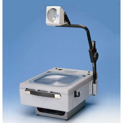 Buhl Portable Closed Doublet Lens Overhead Projector