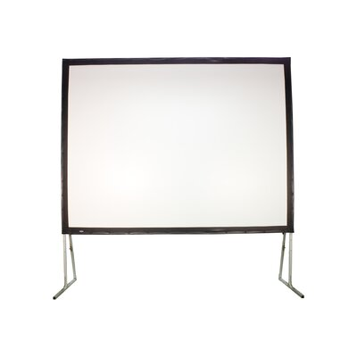"Buhl Easy Fold Portable Screen - 4:3 Format 200"" Diagonal"