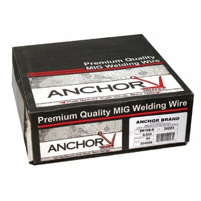 Anchor Welding Wires - er70s-6 .030x33 (33# spool-i)