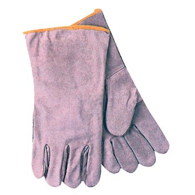 Anchor Shoulder Split Cowhide Economy Welding Gloves (Box of 12 Pairs) - 200gc welding glove