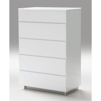 Mobital Savvy 5 Drawer Chest