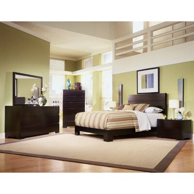 Home Image Madrid Platform Bedroom Collection