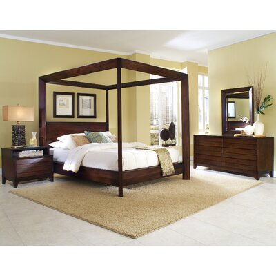 Home Image Island Four Poster Bedroom Collection