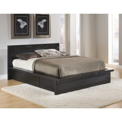 Home Image City Storage Platform Bed