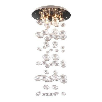 dCOR design Inertia 10 Light Ceiling Lamp