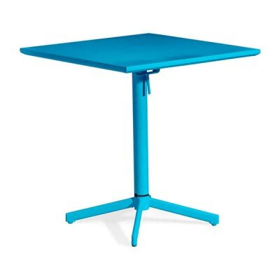 dCOR design Big Wave Folding Square Table