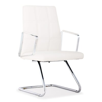 dCOR design Controller Low Back Conference Chair