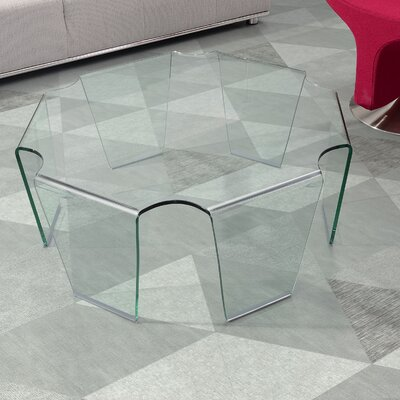 dCOR design Circuit Coffee Table