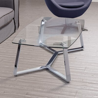dCOR design Lemon Drop Coffee Table