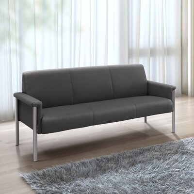dCOR design Baton Leatherette Sofa