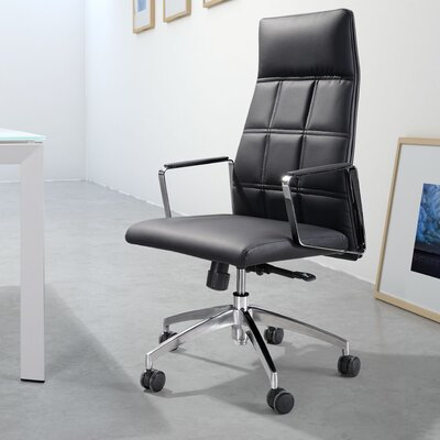 dCOR design Controller High Back Office Chair