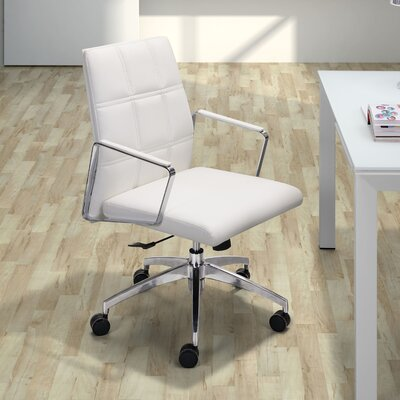 dCOR design Controller Low Back Office Chair