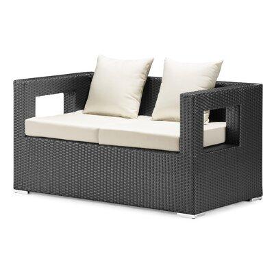 dCOR design Algarva Deep Seating Group with Cushions
