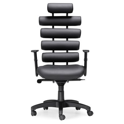 dCOR design Unico Office Chair in Black