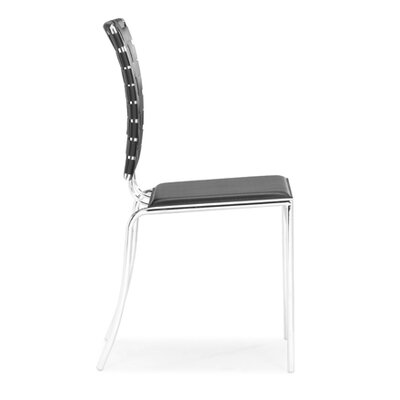dCOR design Criss Cross Side Chair
