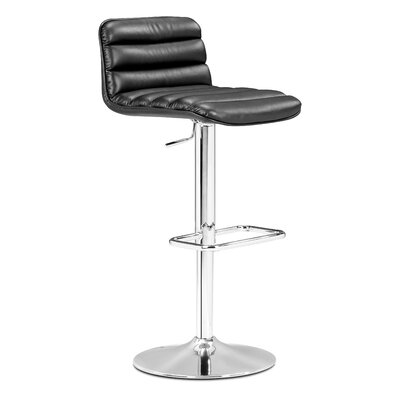 dCOR design Itro Barstool in Black