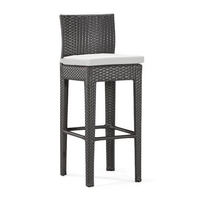 dCOR design Railay Outdoor Barstool with Cushion