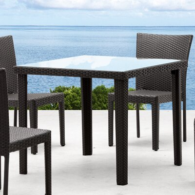Cavedish Outdoor Square Dining Table