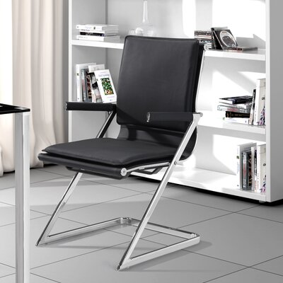 dCOR design Lider Plus Mid-Back Conference Chair