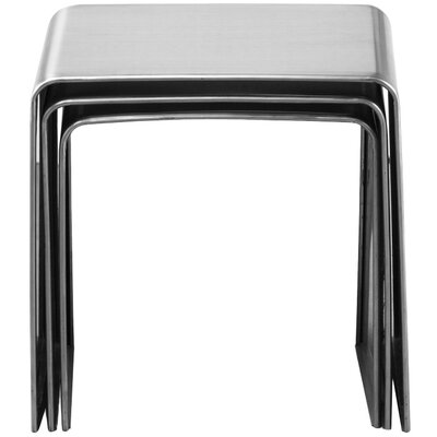 dCOR design Aura Nesting Table