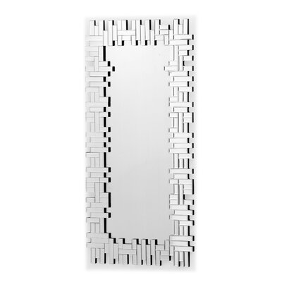 dCOR design Shard Rectangular Mirror
