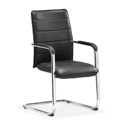 dCOR design Enterprise Low-Back Conference Chair (Set of 2)