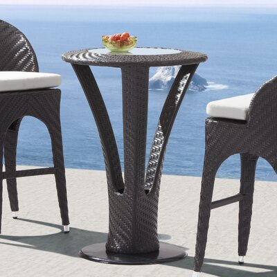 dCOR design Corona Bar Height Table