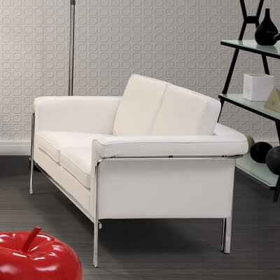 dCOR design Singular Loveseat
