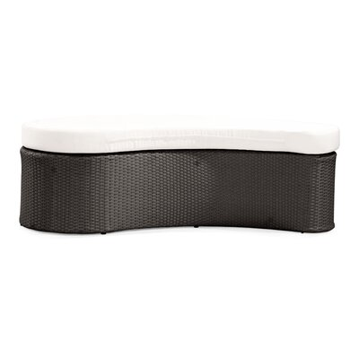 dCOR design Curacao Bed and Ottoman