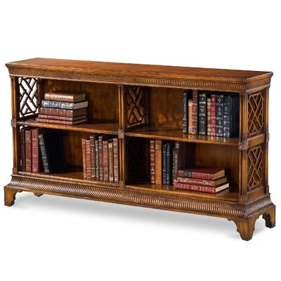 "Sarreid Ltd Double Chepstow 32"" Bookcase"