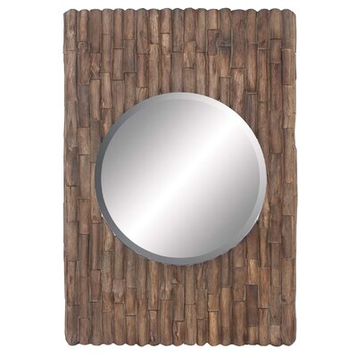Unique Circular Wall Mirror