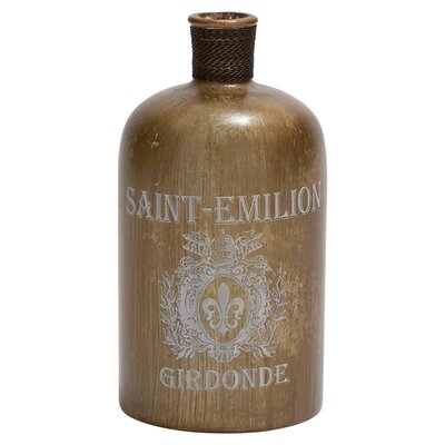 Classic European Vintage Decorative Bottle
