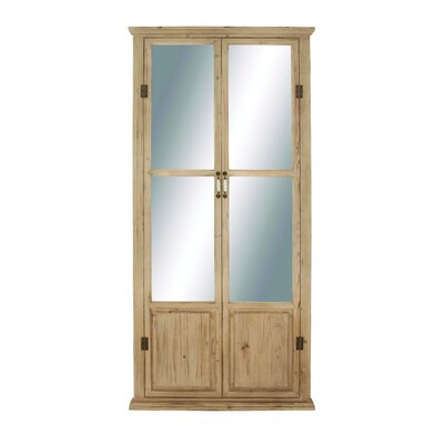 Dongfang Elegant and Attractive Wood Wall Mirror