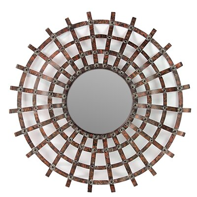 Circular Shaped Wall Mirror