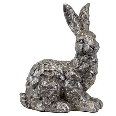 Truly Artistic and Beautifully Designed Sitting Ceramic Rabbit Figurine