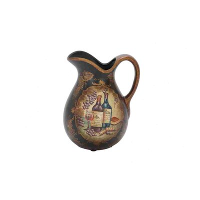 Woodland Imports Ceramic Pitcher