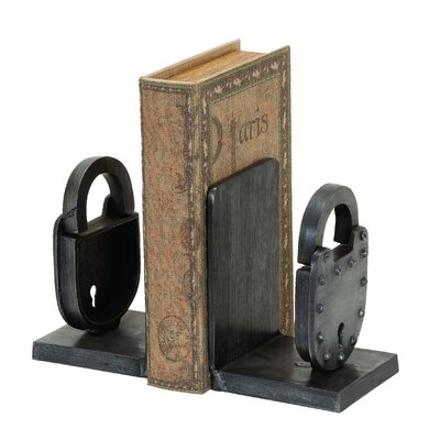 Woodland Imports Contemporary Bookend