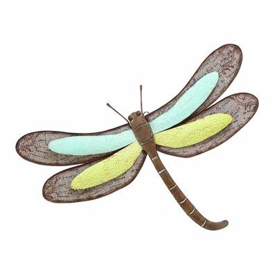 Scrapbook Dragonfly Décor