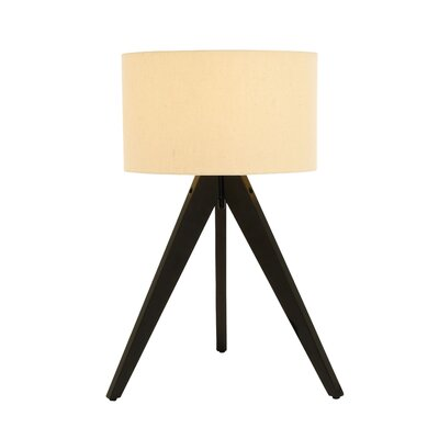Woodland Imports Moda 3 Legged Table Lamp (Set of 2)