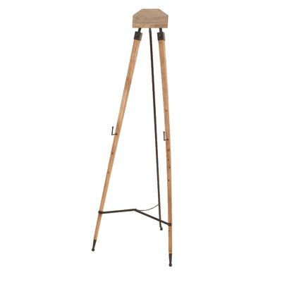 Woodland Imports Metal Wood Easel