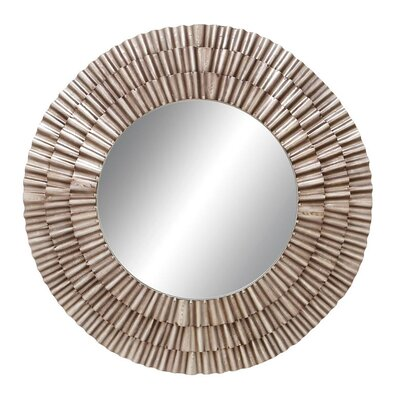 Woodland Imports Metal Mirror