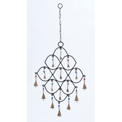 Metal Bead Wind Chime